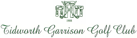 Welcome to TIDWORTH GARRISON GOLF CLUB